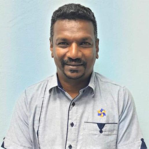 Vickneswaran Ramachandran